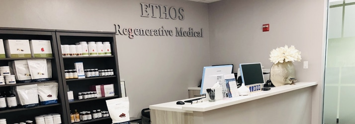 Ethos Regenerative Medical Group Front Desk